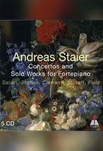 آندریاس استیر – کنسرتو ها و آثار سولو برای فورته پیانو (Andreas Staier)