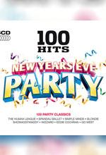 VA – 100 Hits – New Years Eve Party [5 CD] (2016)