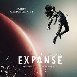 آلبوم موسیقی فیلم The Expanse اثری از Clinton Shorter