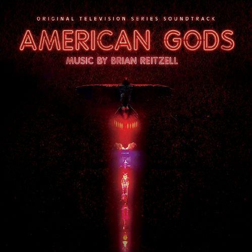 آلبوم موسیقی سریال American Gods اثری از Brian Reitzell