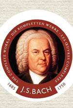 یوهان سباستین باخ – مجموعه کامل آثار از لیبل هانسلر کلاسیک (Bach)