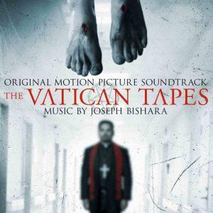 آلبوم موسیقی فیلم The Vatican Tapes اثری از Joseph Bishara
