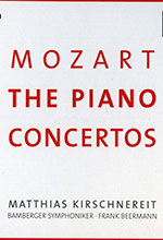 موتسارت –  پیانو کنسرتو ها با اجرای ماتیاس کشنریت (Mozart)