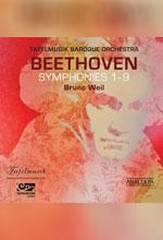 سمفونی بتهوون 1 تا 9 به رهبری برونو ویل (Beethoven)