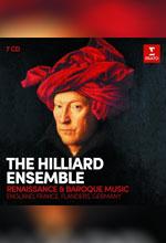 موسیقی رنساس و باروک با اچرای گروه هیلیارد انسمبل (The Hilliard Ensemble)