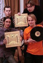 فول آلبوم گروه وسپرو (Vespero)