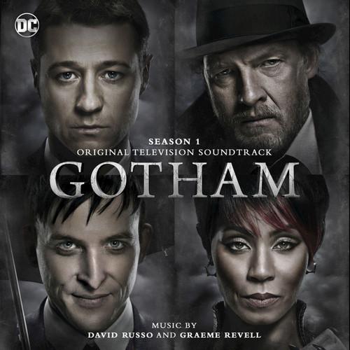 آلبوم موسیقی سریال Gotham (Season 1) اثری از David Russo & Graeme Revell
