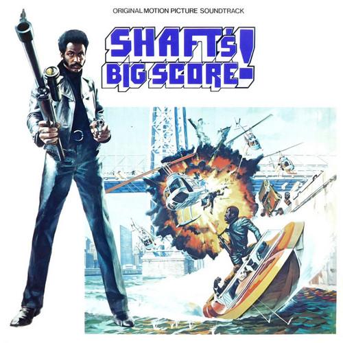 آلبوم موسیقی فیلم Shafts Big Score! اثری از Gordon Parks
