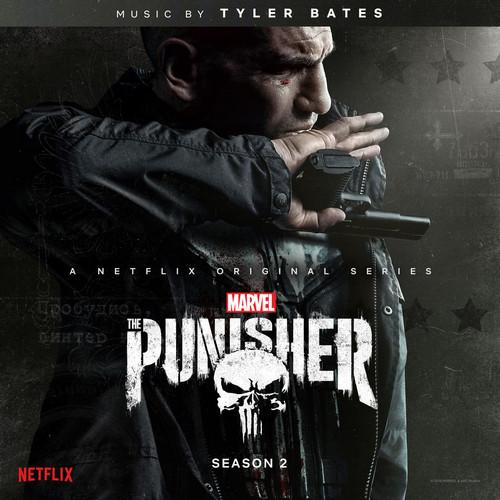 آلبوم موسیقی سریال The Punisher (Season 2) اثری از Tyler Bates