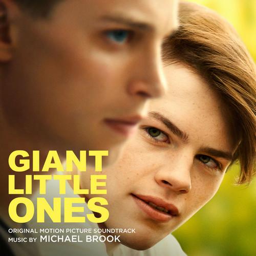 آلبوم موسیقی فیلم Giant Little Ones اثری از Michael Brook