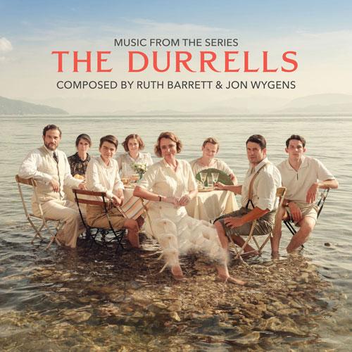 آلبوم موسیقی سریال The Durrells اثری از Ruth Barrett & Jon Wygens
