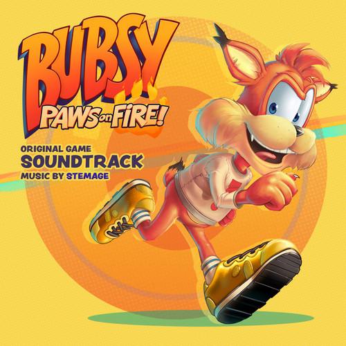 آلبوم موسیقی بازی Bubsy- Paws on Fire! اثری از Stemage