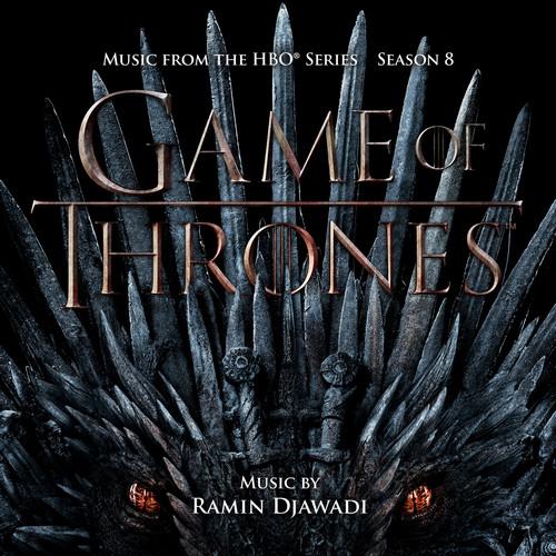آلبوم موسیقی سریال Game Of Thrones (Season 8) اثری از Ramin Djawadi