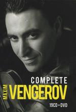 Maxim Vengerov – The Complete recordings 1991-2007 (19CDs Box Set) (2014)
