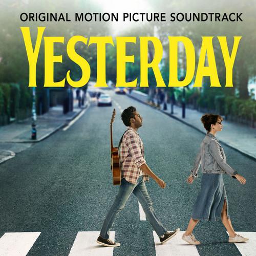 آلبوم موسیقی فیلم Yesterdayاثری از Himesh Patel, Daniel Pemberton