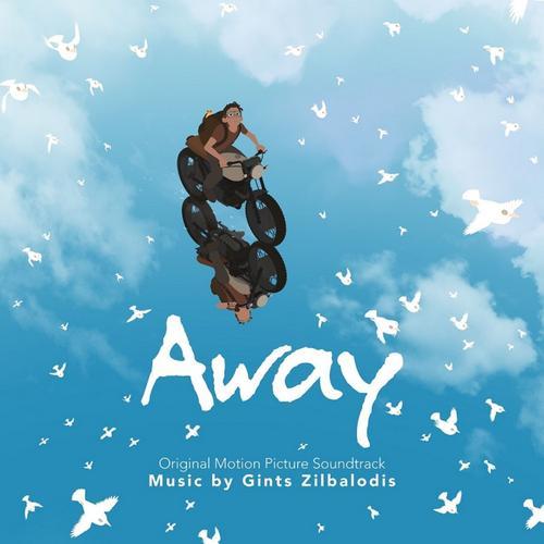 آلبوم موسیقی فیلم Away اثری از Gints Zilbalodis