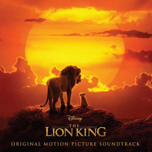 آلبوم موسیقی فیلم The Lion King اثری از Hans Zimmer