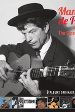 Manitas De Plata – The Gipsy Legend – 9 albums originaux 1963 – 1968 (2015)