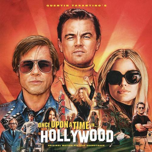 موسیقی متن فیلم Quentin Tarantinos Once Upon a Time in Hollywood