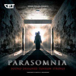 آلبوم موسیقی حماسی Parasomnia اثری از Cezame Trailers