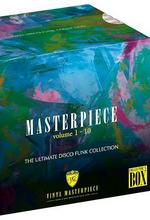 Masterpiece Volume 1-14 (The Ultimate Disco Funk Collection)
