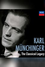 Karl Munchinger – Karl Munchinger – The Classical Legacy (2019)