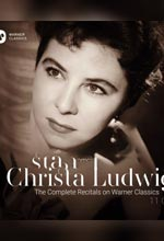 Christa Ludwig – The Complete Recitals on Warner Classics (2018)