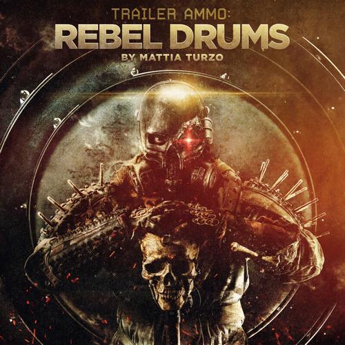 آلبوم موسیقی حماسی Trailer Ammo _ Rebel Drums اثری از Mattia Turzo