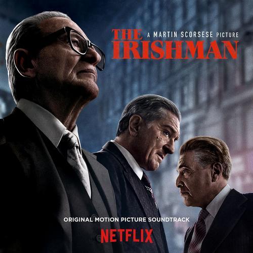 موسیقی متن فیلم The Irishman اثری از Robbie Robertson & VA