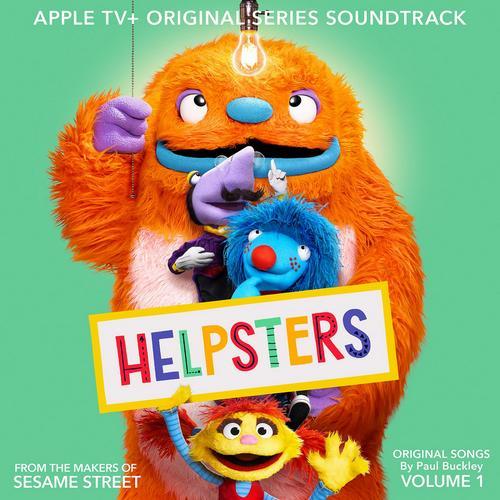 موسیقی متن سریال Helpsters (Vol. 1) اثری از Cody, Heart, Mr. Primm & Scatter