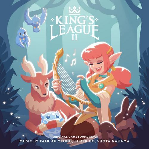 موسیقی متن بازی Kings League II اثری از Falk Au Yeong