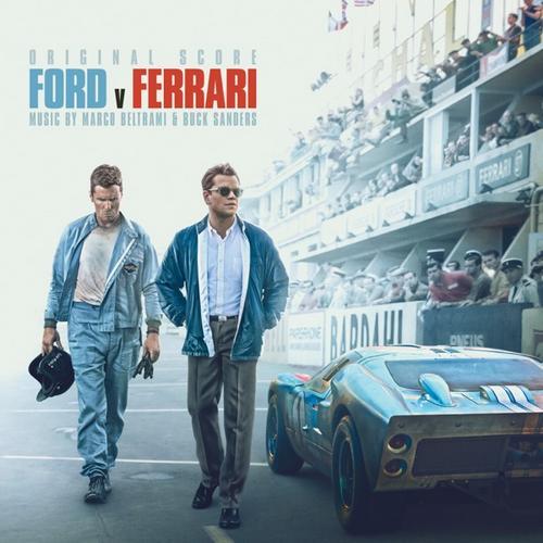 موسیقی متن فیلم Ford v Ferrari اثری از Marco Beltrami & Buck Sanders