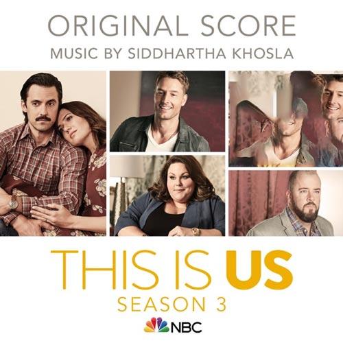 موسیقی متن سریال This Is Us Season 3 اثری از Siddhartha Khosla