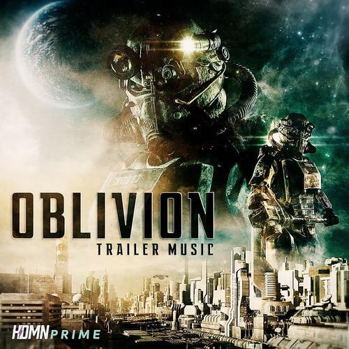 آلبوم موسیقی تریلر حماسی Oblivion اثری از HDMN Prime