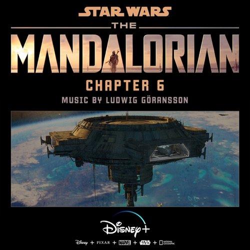 موسیقی متن سریال The Mandalorian Chapter 6 اثری از Ludwig Goransson