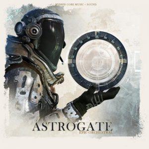 آلبوم موسیقی تریلر حماسی Astrogate اثری از Hybrid Core Music + Sound