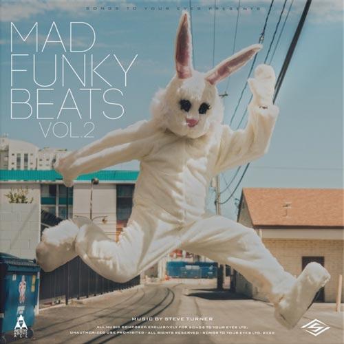 آلبوم موسیقی Mad Funky Beats, Vol. 2 اثری از Songs To Your Eyes