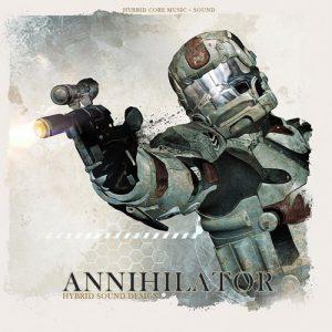 موسیقی تریلر حماسی Annihilator اثری از Hybrid Core Music + Sound