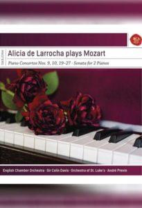 Alicia de Larrocha – Alicia de Larrocha Plays Mozart