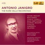 Antonio Janigro – The rare Cello Recordings