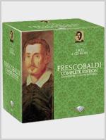 مجموعه کامل آثار جیرولامو فرسکوبالدی (Girolamo Frescobaldi)