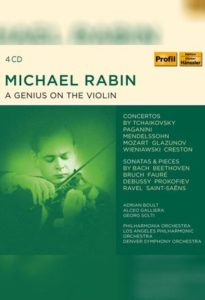 Michael Rabin – A Genius On The Violin