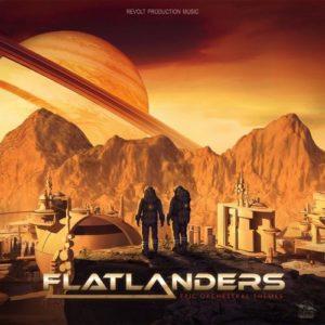 موسیقی تریلر Flatlanders اثری از Revolt Production Music