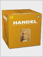 شاهکارهای گئورگ فریدریش هندل (George Frideric Handel)