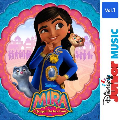 موسیقی متن انیمیشن Disney Junior Music Mira, Royal Detective