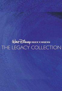 والت دیزنی رکوردز مجموعه میراث دیزنی لند (مجموعه کامل)