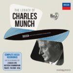 چارلز مونش – مجموعه میراث چارلز مونش ضبط های دکا (Charles Munch)