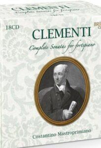 کستانتینو ماستروپریمیانو – سونات برای پیانوفورته از لیبل بریلینت کلاسیک