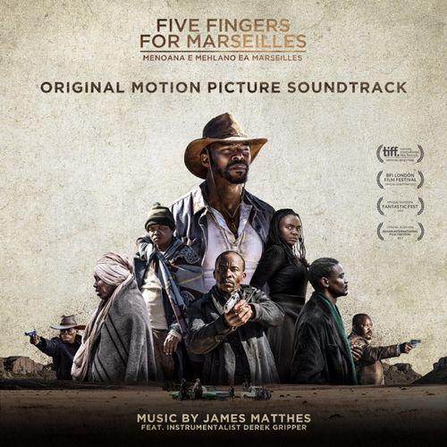 موسیقی متن فیلم Five Fingers for Marseilles اثری از James Matthes