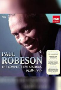 Paul Robeson The Complete EMI Sessions 1928-1939 (2008)